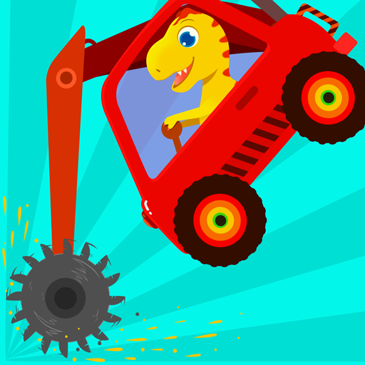 Dinosaur Digger – Truck simulator games for kids 1.1.8 MOD APK Dwnload – free Modded (Unlimited Money) on Android