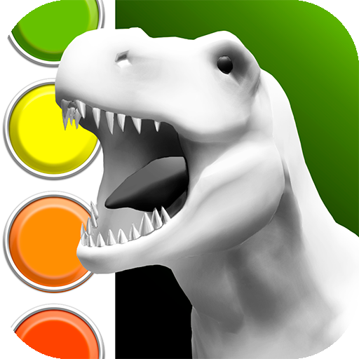 Dinosaurs 3D Coloring Book 1.7 MOD APK Dwnload – free Modded (Unlimited Money) on Android