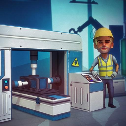 Factory Tycoon : Idle Clicker Game 0.6 MOD APK Dwnload – free Modded (Unlimited Money) on Android