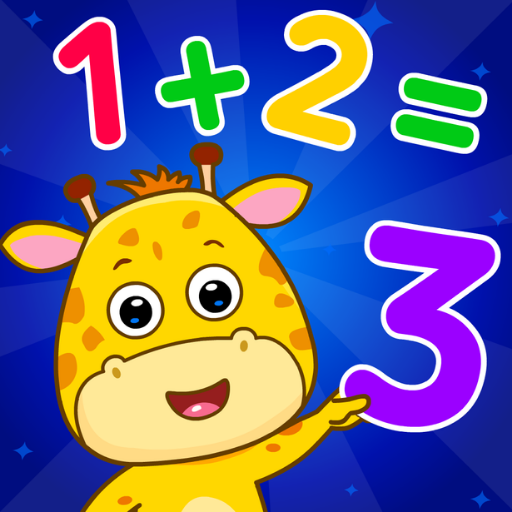 Learn 123 Numbers Counting for Kids Math Games 2.6 MOD APK Dwnload – free Modded (Unlimited Money) on Android