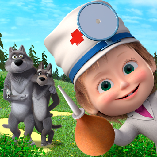 Masha and the Bear: Free Animal Games for Kids 4.0.7 MOD APK Dwnload – free Modded (Unlimited Money) on Android