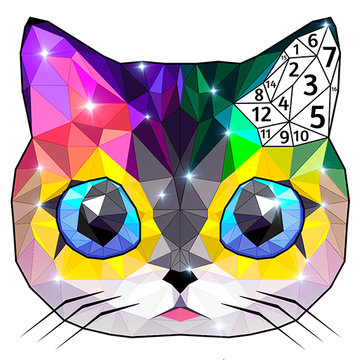 Polyart Coloring by Numbers  3.1 MOD APK Dwnload – free Modded (Unlimited Money) on Android