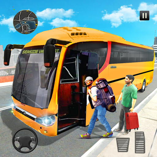 Super Coach Driving 2021 : Bus Free Games 2021 1.0.7 MOD APK Dwnload – free Modded (Unlimited Money) on Android