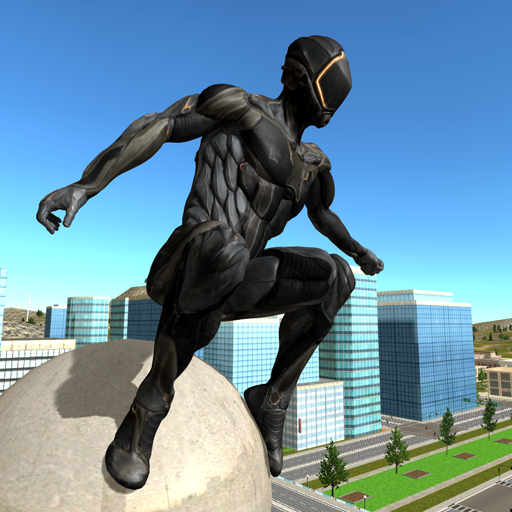 Super Hero Rope Crime City 1.09 MOD APK Dwnload – free Modded (Unlimited Money) on Android