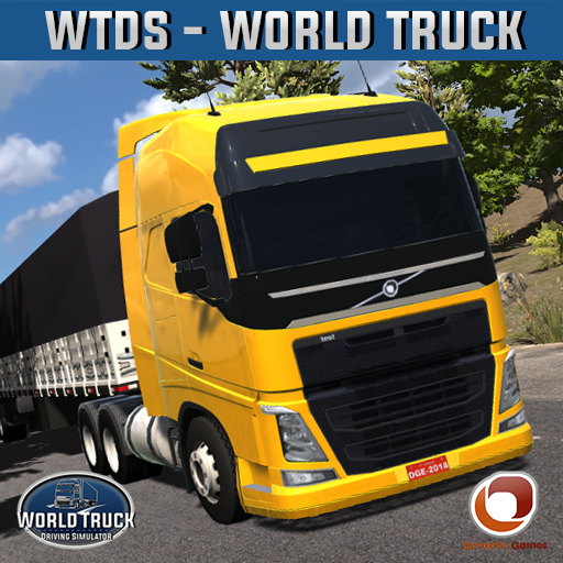World Truck Driving Simulator 1,219 MOD APK Dwnload – free Modded (Unlimited Money) on Android