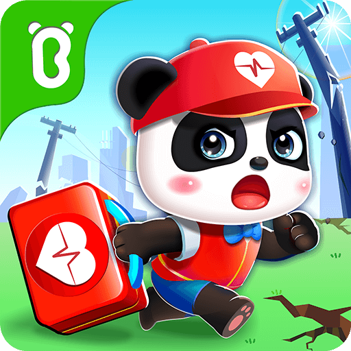 Baby Panda Earthquake Hero 8.56.00.00 MOD APK Dwnload – free Modded (Unlimited Money) on Android