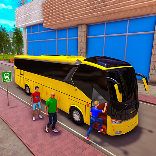 City Coach Bus Driving Simulator: Free Bus Game 21 1.0.5 MOD APK Dwnload – free Modded (Unlimited Money) on Android