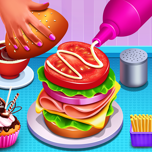 Cooking Square Food Street  1.12 MOD APK Dwnload – free Modded (Unlimited Money) on Android