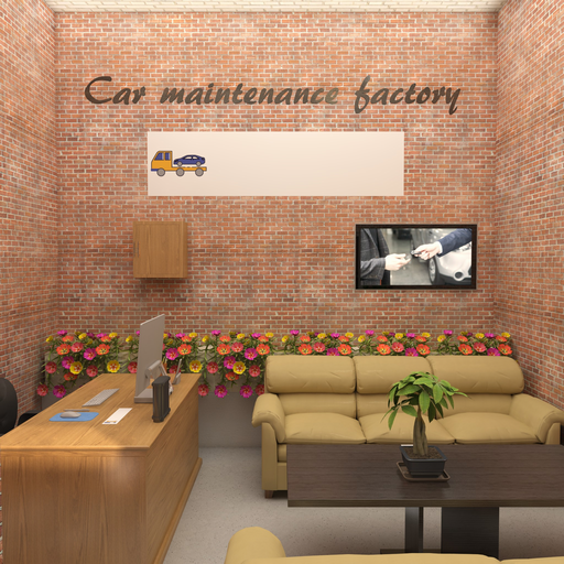 Escape game: Car maintenance factory 1.20 MOD APK Dwnload – free Modded (Unlimited Money) on Android