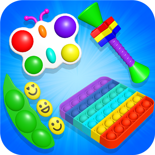 Fidget Toys Calming Games Sensory kit anti anxiety 1.0.6 MOD APK Dwnload – free Modded (Unlimited Money) on Android
