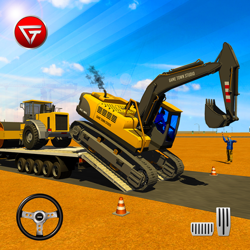 Heavy Excavator Machines: Transporter Truck Games 1.0.1 MOD APK Dwnload – free Modded (Unlimited Money) on Android