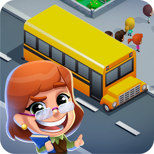 Idle High School Tycoon – Management Game 0.10.2 MOD APK Dwnload – free Modded (Unlimited Money) on Android