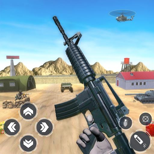 New Shooting Games 2021: Free Gun Games Offline 2.0.10 MOD APK Dwnload – free Modded (Unlimited Money) on Android