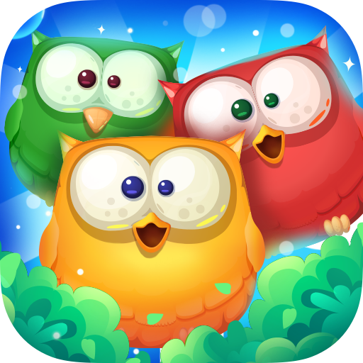 Owl PopStar -Blast Game 1.0.7 MOD APK Dwnload – free Modded (Unlimited Money) on Android