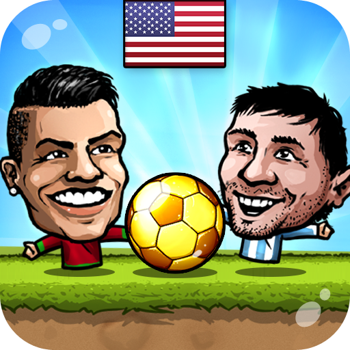 ⚽Puppet Soccer 2014 – Big Head Football 🏆 3.1.6 MOD APK Dwnload – free Modded (Unlimited Money) on Android