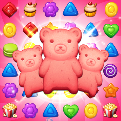 Sweet Candy POP: Cookie Crush 1.3.0 MOD APK Dwnload – free Modded (Unlimited Money) on Android