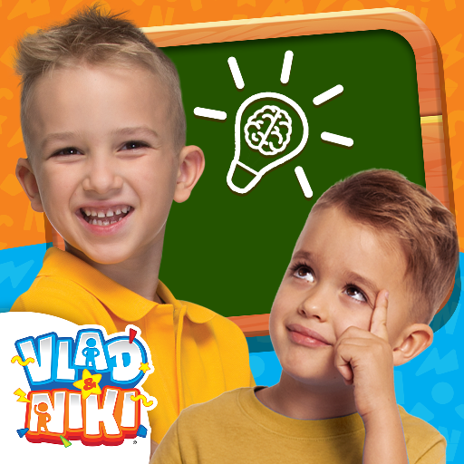 Vlad and Niki – Smart Games 2.4 MOD APK Dwnload – free Modded (Unlimited Money) on Android
