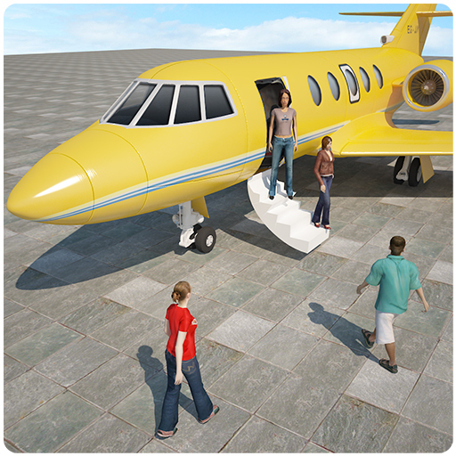 Airplane Game New Flight Simulator 2021: Free Game 0.1 MOD APK Dwnload – free Modded (Unlimited Money) on Android