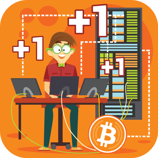 Bitcoin Mining Simulator – Idle Clicker Tycoon 3.6 MOD APK Dwnload – free Modded (Unlimited Money) on Android