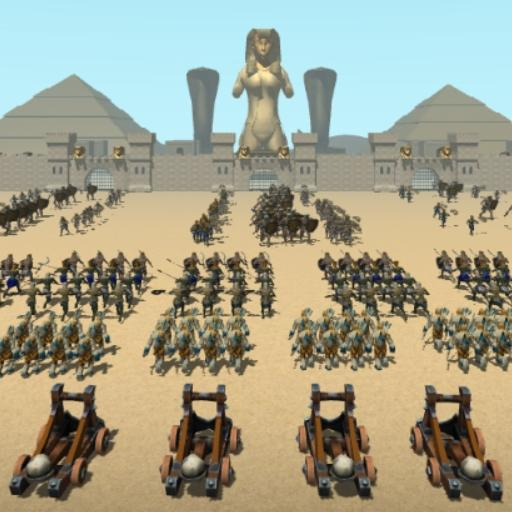 CLASH OF MUMMIES: PHARAOH RTS 2.3 MOD APK Dwnload – free Modded (Unlimited Money) on Android
