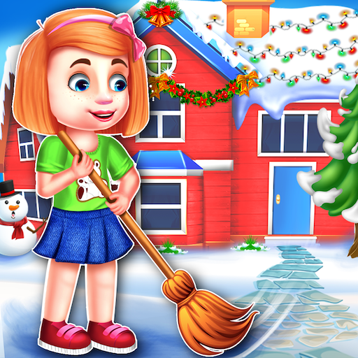Christmas House Cleaning Game 1.0.5 MOD APK Dwnload – free Modded (Unlimited Money) on Android