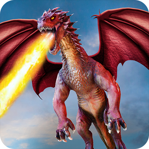 Flying Dragon Battle Simulator : City Attack 1.6.0 MOD APK Dwnload – free Modded (Unlimited Money) on Android