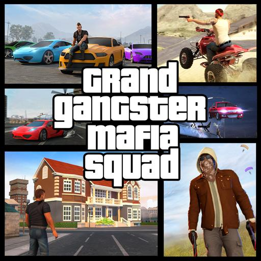 Grand Mafia City Gangster Squad Theft 2.3 MOD APK Dwnload – free Modded (Unlimited Money) on Android