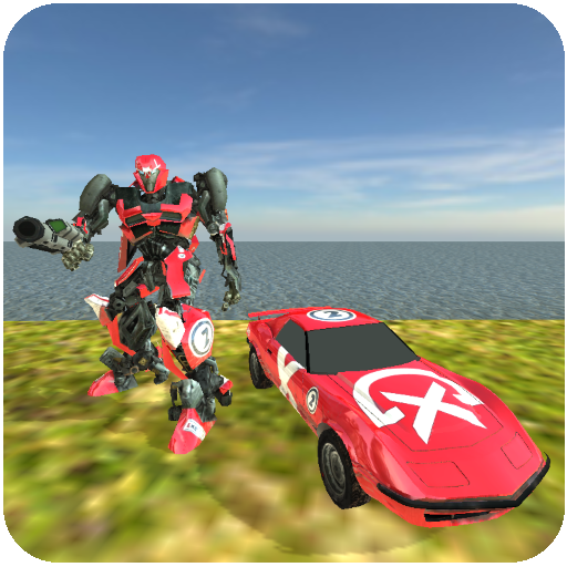 Top Car Robot 2.3 MOD APK Dwnload – free Modded (Unlimited Money) on Android