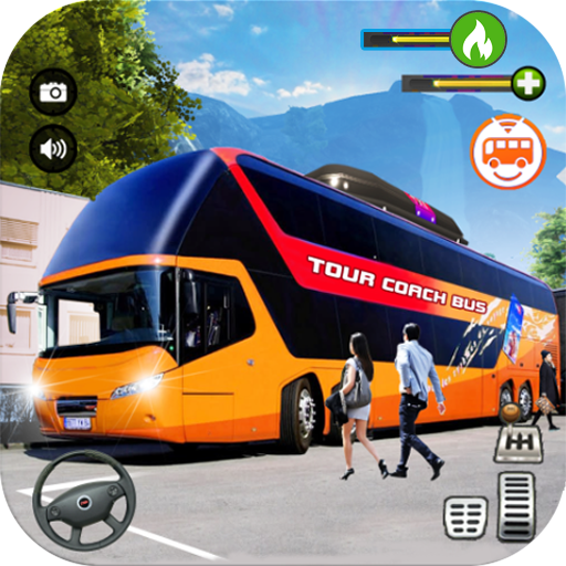 Tourist Coach Bus Highway Driving 1.1.3 MOD APK Dwnload – free Modded (Unlimited Money) on Android