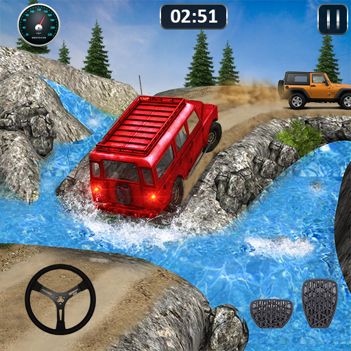 4×4 Turbo Jeep Racing Mania 1.2.3 MOD APK Dwnload – free Modded (Unlimited Money) on Android