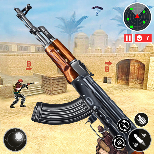 Army Shooting Games 2021-FPS Multiplayer Gun Games 1.1 MOD APK Dwnload – free Modded (Unlimited Money) on Android