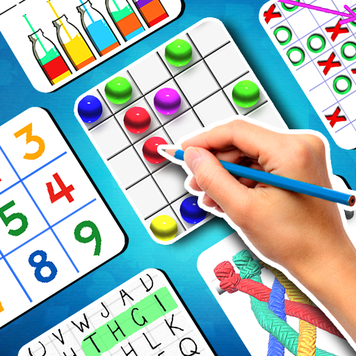 Brain IQ Logic: Puzzle Challenge – 20 classic game 19 MOD APK Dwnload – free Modded (Unlimited Money) on Android