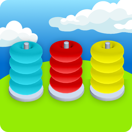 Color Hoop Sort Puzzle: Sorting 3D Game 1.0.2.1 MOD APK Dwnload – free Modded (Unlimited Money) on Android