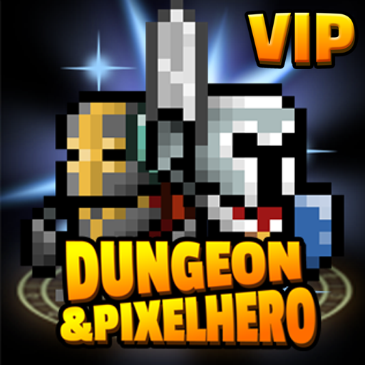 Dungeon & Pixel Hero VIP 12.1.9 MOD APK Dwnload – free Modded (Unlimited Money) on Android