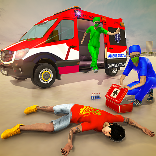 Emergency Superhero Rescue Mission-Ambulance Games 1.0.9 MOD APK Dwnload – free Modded (Unlimited Money) on Android