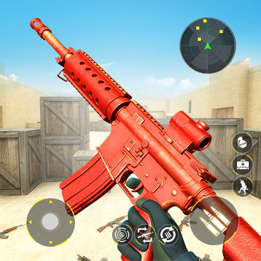 Fury Counter Strike Real Shooting Game 2020 1.5 MOD APK Dwnload – free Modded (Unlimited Money) on Android