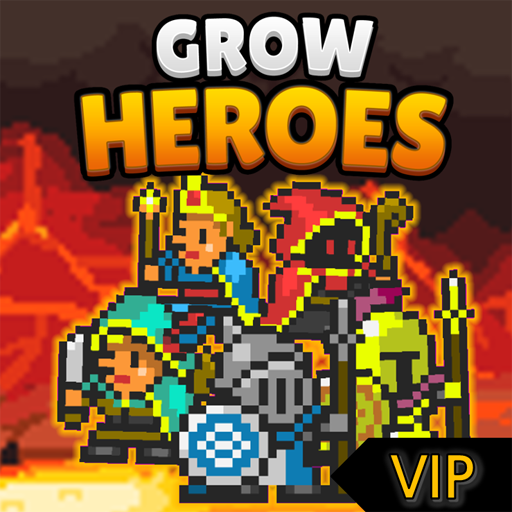 Grow Heroes VIP 5.9.2 MOD APK Dwnload – free Modded (Unlimited Money) on Android