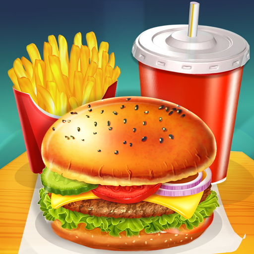 Happy Kids Meal Maker Burger Cooking Game  1.3.3 MOD APK Dwnload – free Modded (Unlimited Money) on Android