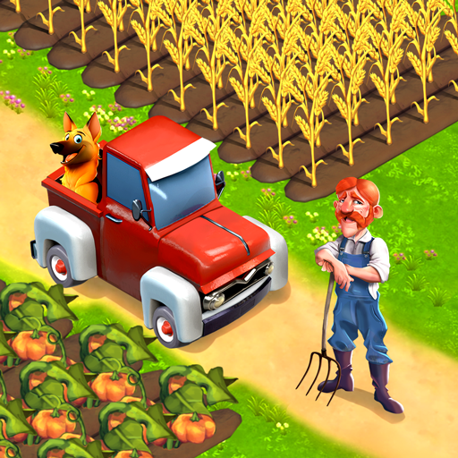 Happy Town Farm Games – Farming & City Building 1.4.0 MOD APK Dwnload – free Modded (Unlimited Money) on Android