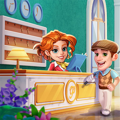 Hotel Fever: Grand Hotel Tycoon Story 1.0.21 MOD APK Dwnload – free Modded (Unlimited Money) on Android