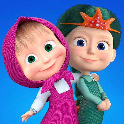 Masha and the Bear: Kids Learning games for free  1.0.38 MOD APK Dwnload – free Modded (Unlimited Money) on Android