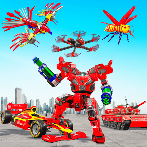 Multi Robot Transform game – Tank Robot Car Games 1.2.0 MOD APK Dwnload – free Modded (Unlimited Money) on Android