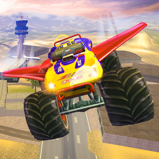 Offroad Flying Monster Truck Driving 1.5 MOD APK Dwnload – free Modded (Unlimited Money) on Android