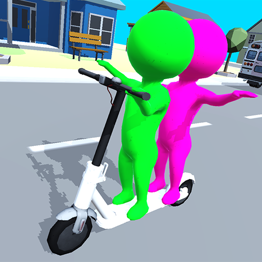 Scooter Taxi 1.3.8 MOD APK Dwnload – free Modded (Unlimited Money) on Android