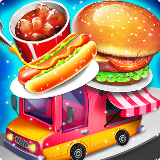 Street Food Pizza Maker – Burger Shop Cooking Game 1.1 MOD APK Dwnload – free Modded (Unlimited Money) on Android