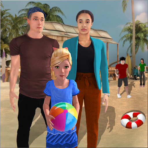 Virtual Family Summer Vacations Fun Adventures 1.07 MOD APK Dwnload – free Modded (Unlimited Money) on Android
