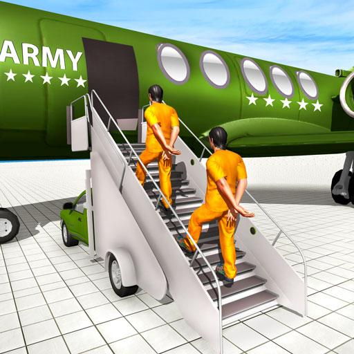 Army Prisoner Transport & Army Plane Game 3d 2.1 MOD APK Dwnload – free Modded (Unlimited Money) on Android