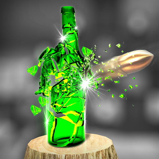 Bottle Shooting Games Offline 3D: Free Games 2021 3.9 MOD APK Dwnload – free Modded (Unlimited Money) on Android