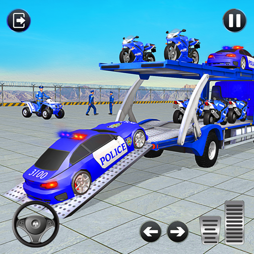 Grand Police Transport Truck 1.0.27 MOD APK Dwnload – free Modded (Unlimited Money) on Android