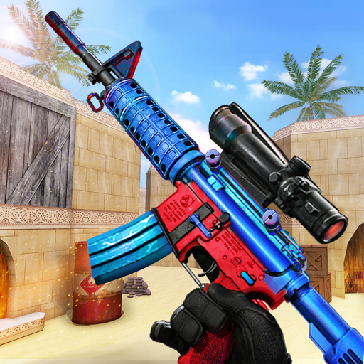 FPS OPS Shooting Strike : Offline Shooting Games  3.7 MOD APK Dwnload – free Modded (Unlimited Money) on Android